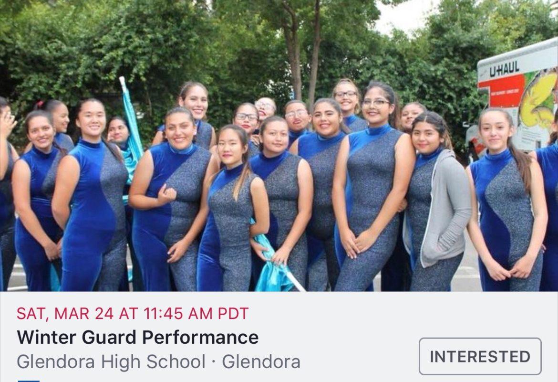 Event: WGASC – Glendora HS
