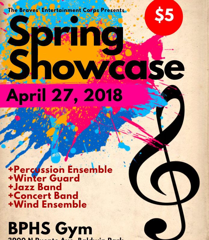 Album: Spring Showcase