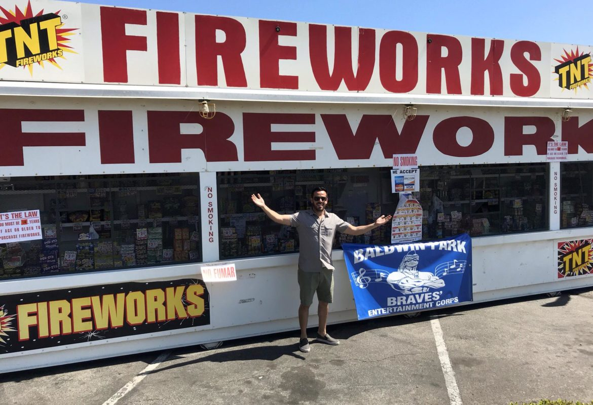 2018 TNT Fireworks Stand Volunteers Needed