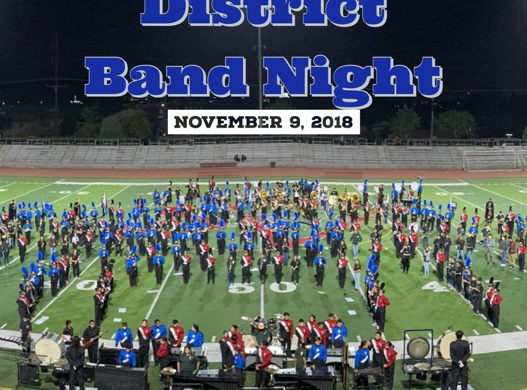 Album: District Band Night