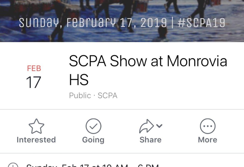Album:  SCPA – Monrovia HS