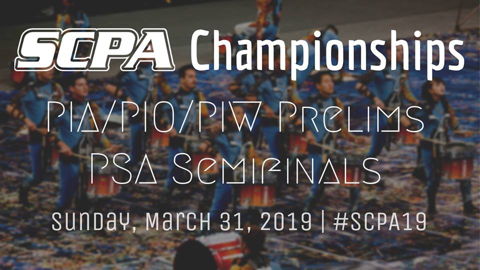 Event: SCPA – WGI Western Percussion Championship-Semi Finals