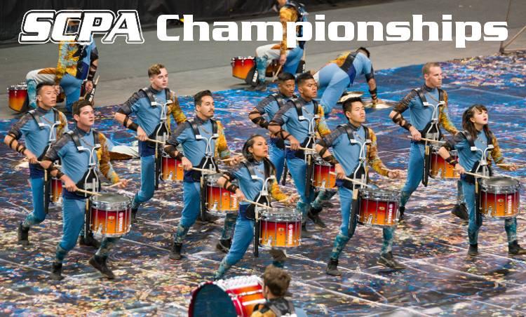 Event: SCPA – WGI Western Percussion Championship Finals