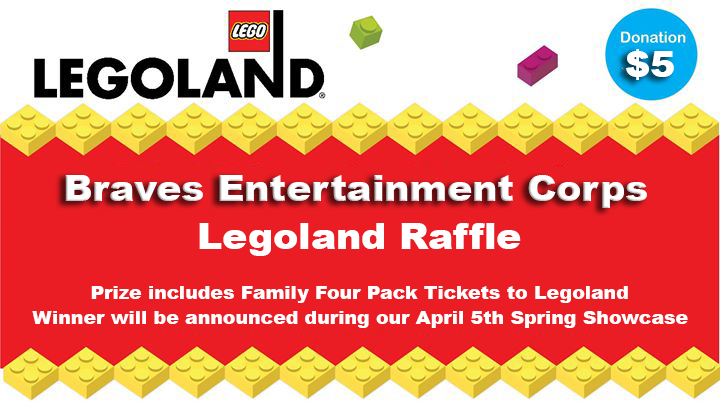 WIN A FAMILY 4 PACK OF TICKETS TO LEGOLAND CALIFORNIA!