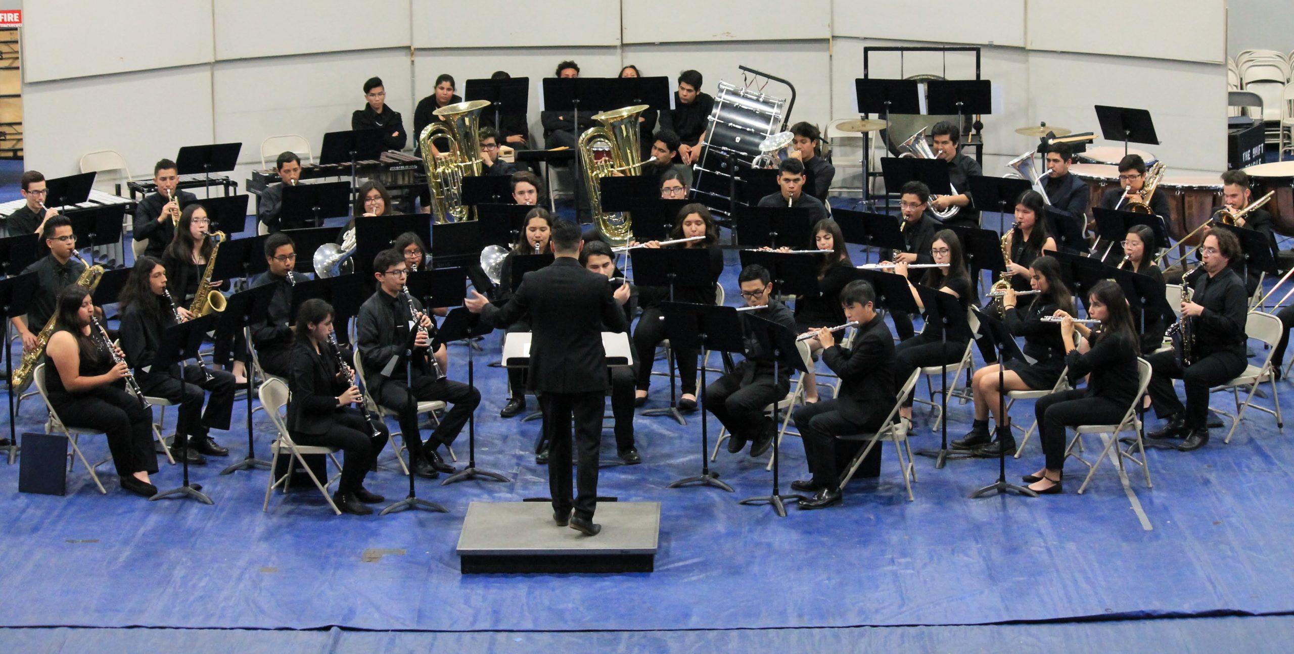 District Festival Wind Ensemble2020